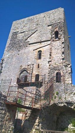 Пьивер, Франция: Château de Puivert