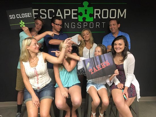 ‪Escape Room Kingsport‬