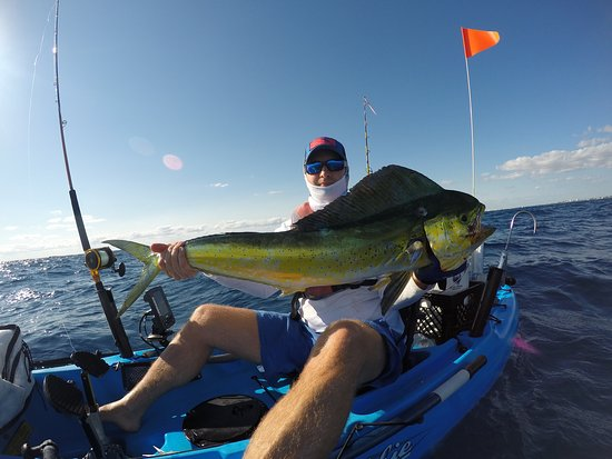 Deep blue kayak fishing charters boynton beach fl omd men for Deep blue kayak fishing