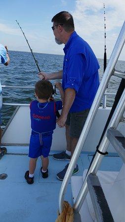 Fish on charters biloxi ms omd men tripadvisor for Fishing piers in biloxi ms