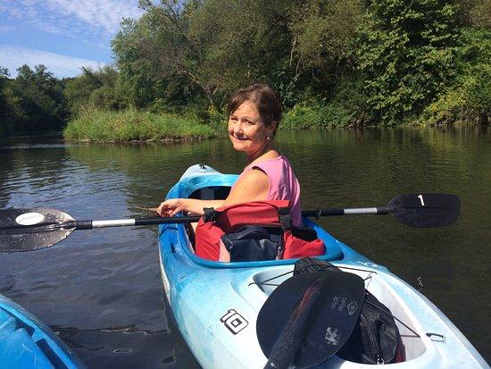 River Falls, Ουισκόνσιν: Always a great day, thanks!!!