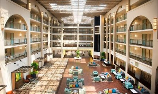 Blue Ash Ballroom Pre Function Area Picture Of Embassy Suites By Hilton Cincinnati Northeast