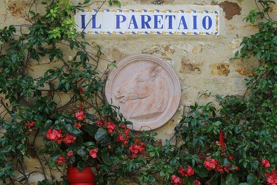 Il Paretaio-billede