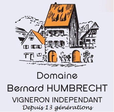 Gueberschwihr, Frankreich: logo domaine