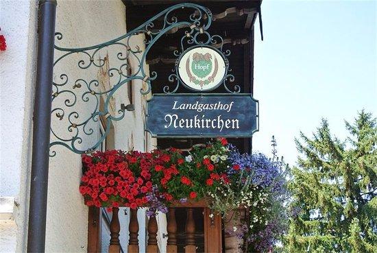 Weyarn, Alemania: Landgasthof Neukirchen