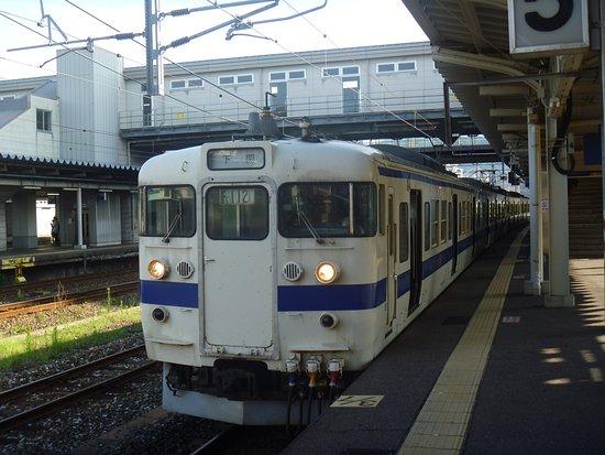 Kyushu-Okinawa, Japón: 415系先頭車