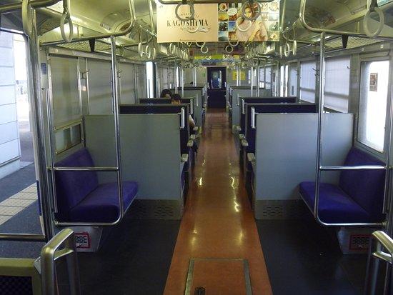 Kyushu-Okinawa, Japón: セミクロスシート415系
