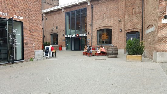 Saint-Jans-Molenbeek, Belgia: 20160807_170351_large.jpg