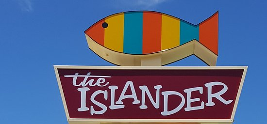 The Islander Motel: logo