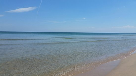 Belgium, WI: north beach