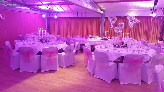 Salle Mariage Picture Of Best Western Hotel Ile De France