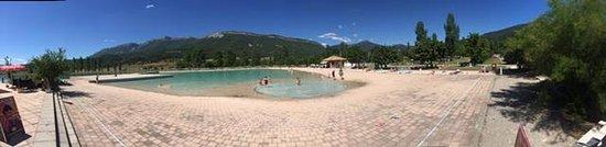 Serres, France: Lac
