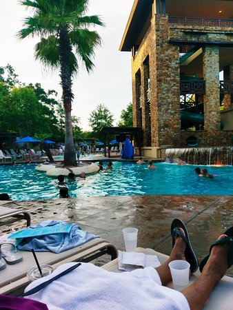 The Woodlands, TX: Amazing and Relaxing