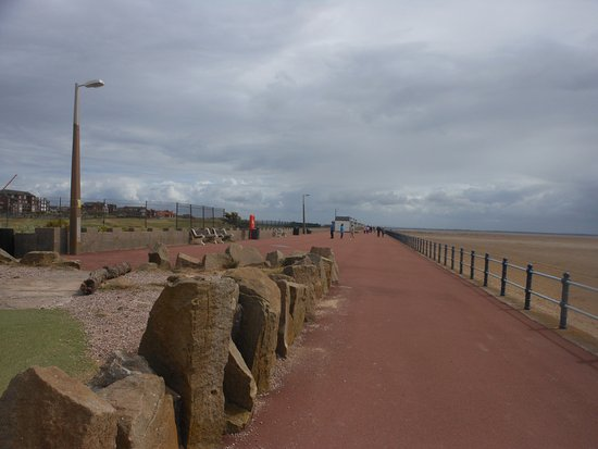 St Annes Beach Directions