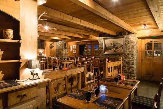 Le Fer a Cheval: restaurant