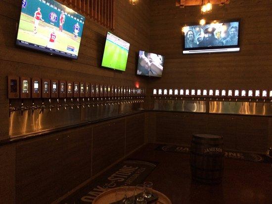 University Park, Flórida: Beer Taps