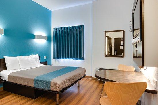 Motel 6 Cedar Park: Guest Room
