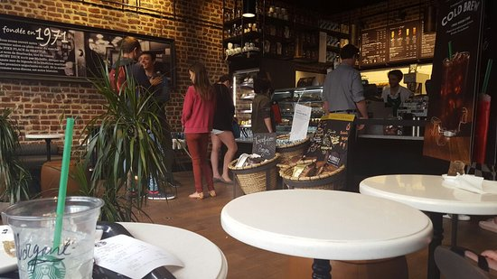 Starbucks Coffee Photo