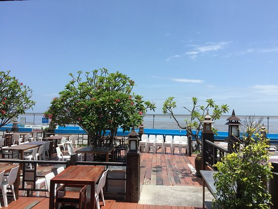 Rabieng Ta Le: Nice view from this resterant