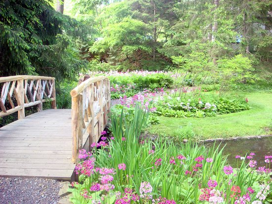 Far Hills, NJ: Leonard J Buck Garden