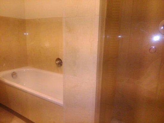 Ba era y ducha independiente billede af gran hotel - Banera y ducha ...