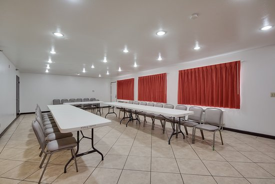 Motel 6 Brownsville North: Meeting Room