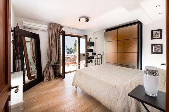Hotel Bacco: room