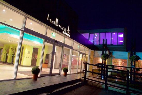 Handforth, UK : Entrance