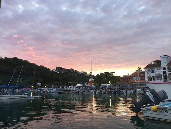 Sunrise is santa cruz marina heading out to fish picture for Deep sea fishing santa cruz