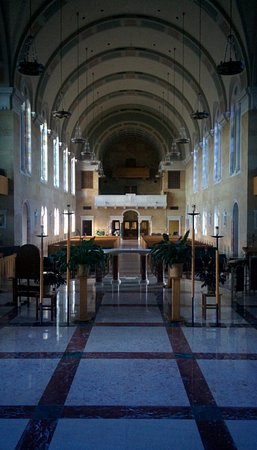 Assisi Heights: The Chapel