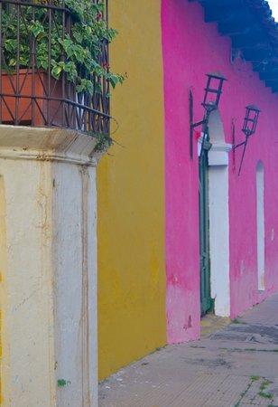 Antiguo Cuscatlan, El Salvador: Suchitoto is a colorful little colonial town!