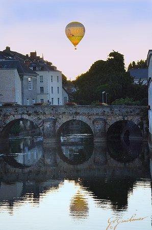 "Sable-sur-Sarthe, Francia: La terrasse de ""La Terrasse"""