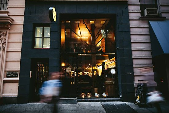 Barn Joo 35 New York City Midtown Restaurant Reviews Phone