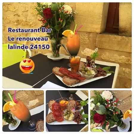 Lalinde, Francia: miam