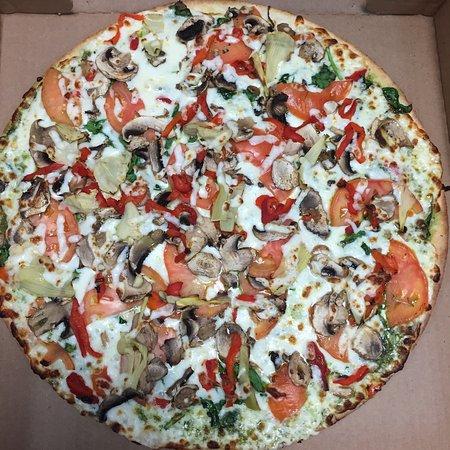 Leesburg, VA: Pepperoni & Sausage Pizza