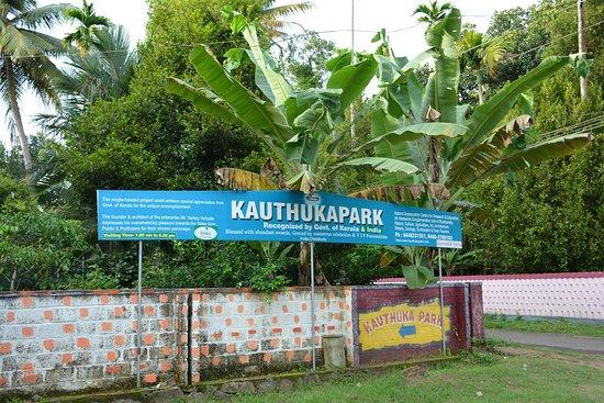Chalakudy, Ấn Độ: Kauthuka park-3
