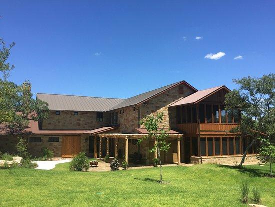 Joshua Creek Ranch: Guadalupe Tree Haus