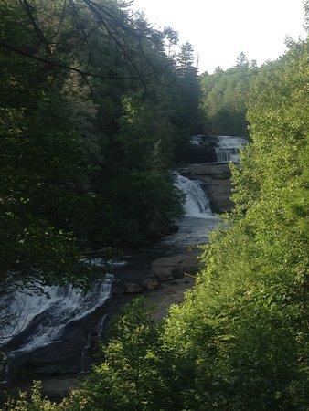 Lake Toxaway, NC: Triple Falls, Skyterra Waterfall Hike
