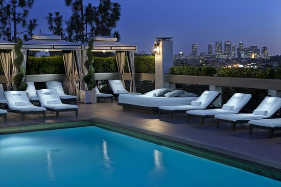 Live like a local at the Chamberlain West Hollywood's apartment-style hotel