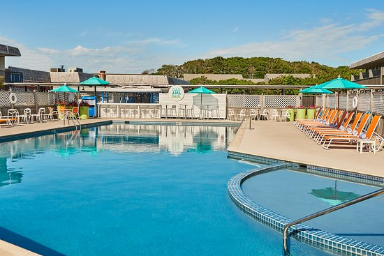 Harbor Hotel Provincetown: Outdoor pool