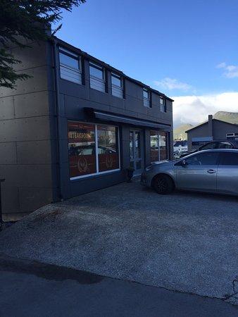 Runavik, Islas Feroe: Steakhouse cafe & Restaurant
