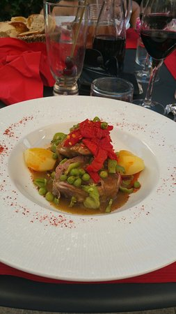 Iratze ostatua saint jean pied de port restaurant avis - Saint jean pied de port restaurant gastronomique ...