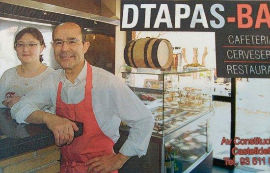 Dtapas-bar