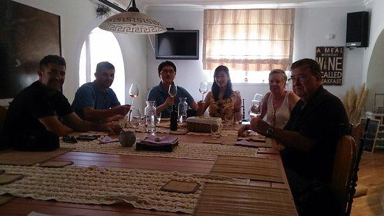 Citluk, Bosnien och Hercegovina: Wine cellar Brkic