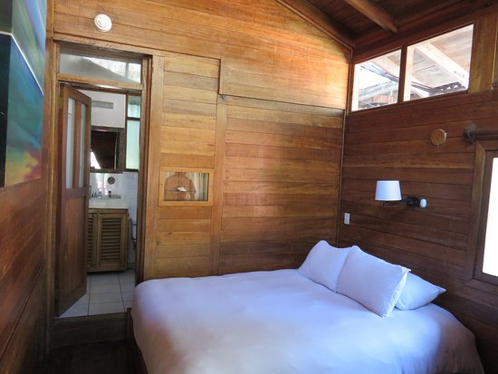 Rupa Wasi Lodge: Best bed we slept in in Peru