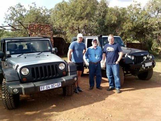 Magaliesburg, Sudáfrica: Hennops Offroad Trail