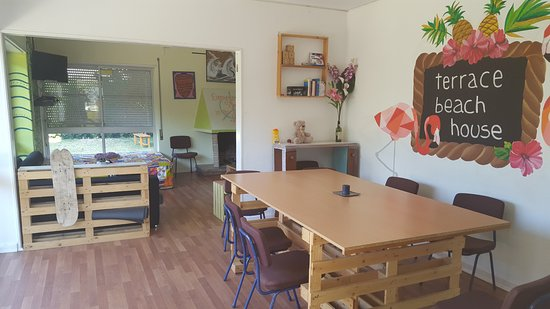 Terrace Beach House: Living Room Part 73