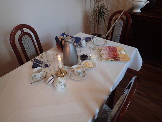 Wintrich, Alemania: Ontbijt voor 2