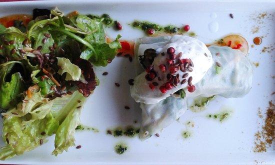 Saint-Pompont, Frankrig: Pavé de faux filet (voir menu)