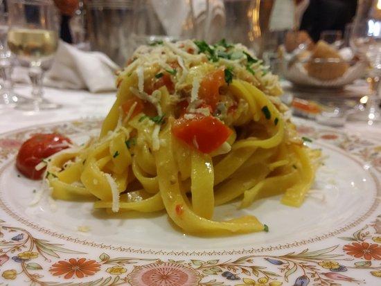 Infernetto, Italia: Primi piatti spettacolari